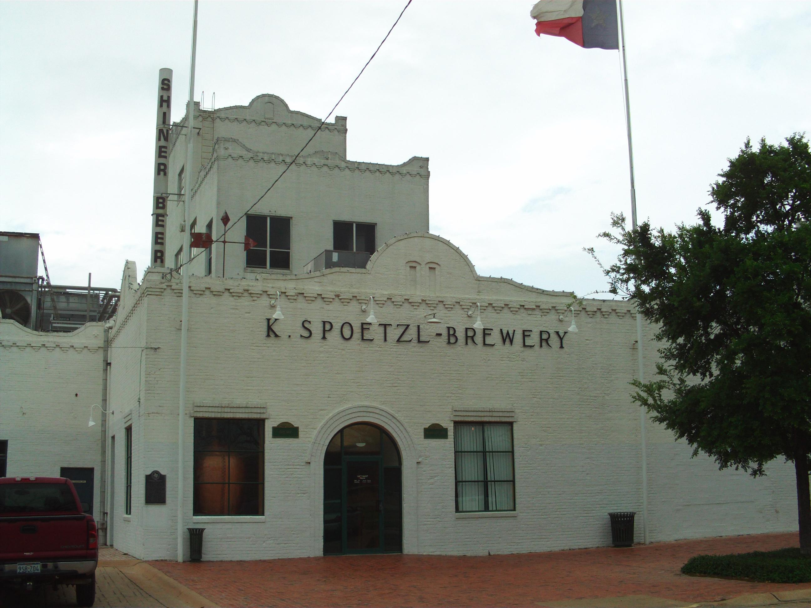K. Spoetzl Brewery